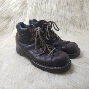 Dr. Martens Mens Leather Boots Size 10